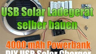 solar usb lader selber bauen diy solar usb charger. Black Bedroom Furniture Sets. Home Design Ideas