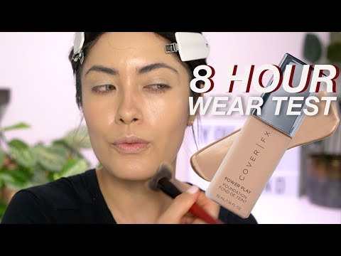 Cover FX Power Play Foundation Review | Melissa Alatorre