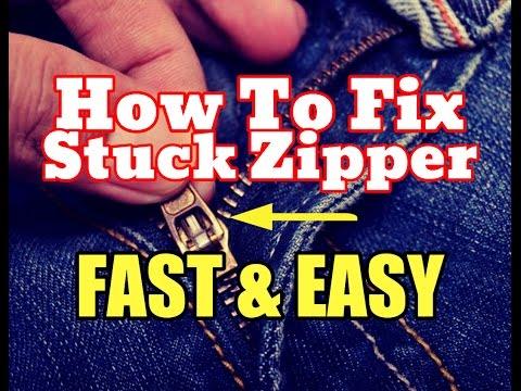 [NEW] How To Fix Stuck Zipper Fast - Fix Zippers In Seconds Easy [Proof]