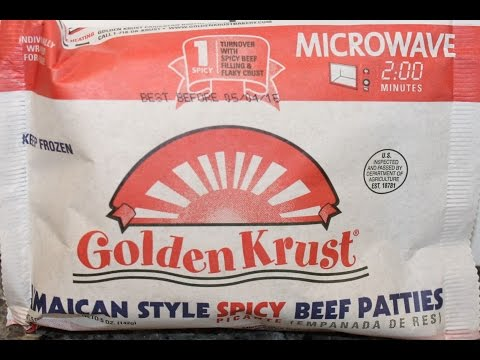 Golden Krust Jamaican Style Spicy Picante Beef Patties Review