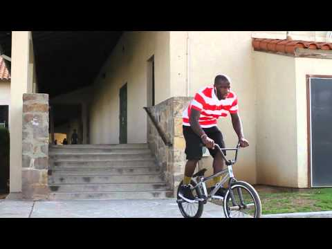 Nigel Sylvester - New Era X Animal Bikes