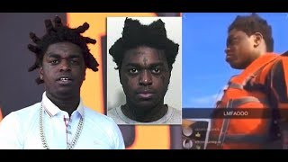 Kodak Black Blames his Car GPS for Why They ended up in Canada & got arrested.'LET ME DRIVE DA BOAT'