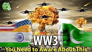 Israel Middle East Mai Teesri Jang e Azeem Start Kare Ga - Saudi Arabia Pakistan VS India USA Russia