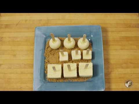 Pina Colada Pops featuring Local Honey Cream Pineapple