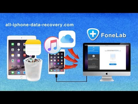 [iPad Air Notes Recovery]: Three Ways to Recover Notes from iPad Air