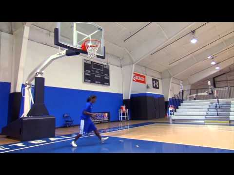 Flat Angle Shots - Catch and Shoot Series by IMG Academy Basketball (2 of 5)