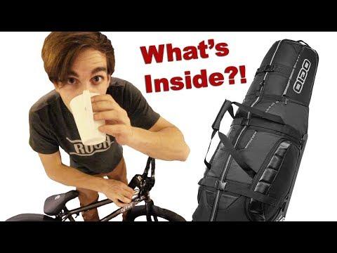 What's Inside My Bike Bag?