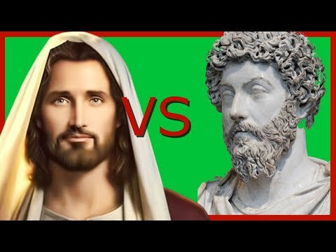 Stoicism vs Christianity | 4 Key Similarities + 3 Huge Differences | Stoicism and Christianity