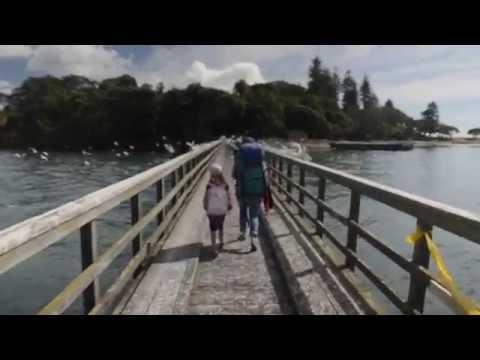 A weekend away: Motuihe Island, Hauraki Gulf, Auckland