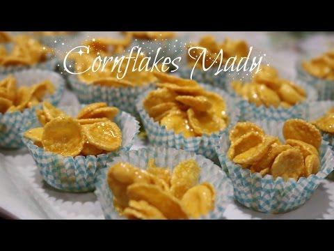 KUIH RAYA | CORNFLAKES MADU