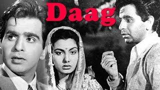 Daag│Full Hindi Movie│Dilip Kumar, Nimmi
