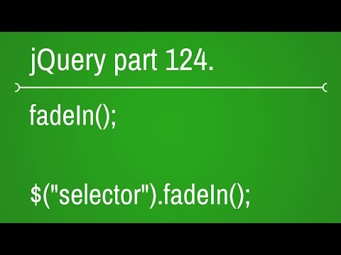 jquery fadeIn function - part 124