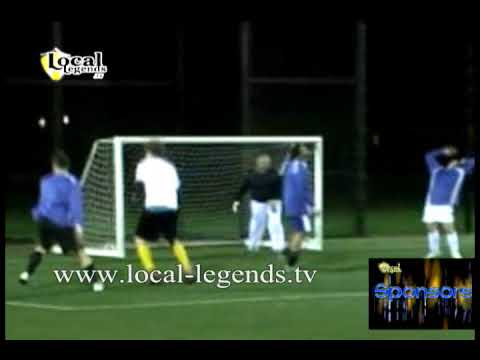Local Legends six aside football leagues Gumtree v TMS 021109