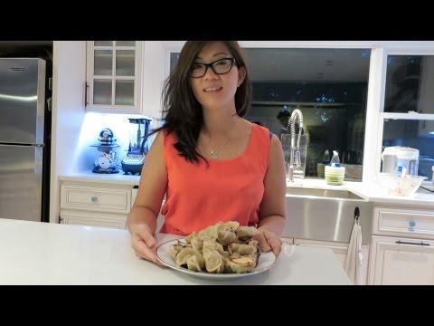 How to make chinese pork dumplings