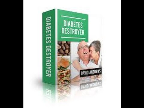 Diabetes Destoyer Review | Diabetes Destroyer System | a natural cure for diabetes without  drugs