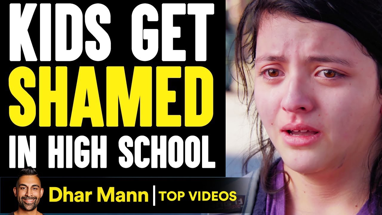 KIDS Get LAUGHED AT In School, What Happens Is Shocking | Dhar Mann