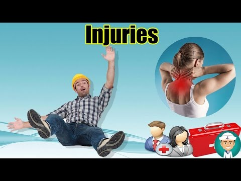 Head, Neck, Chest and Back Injuries