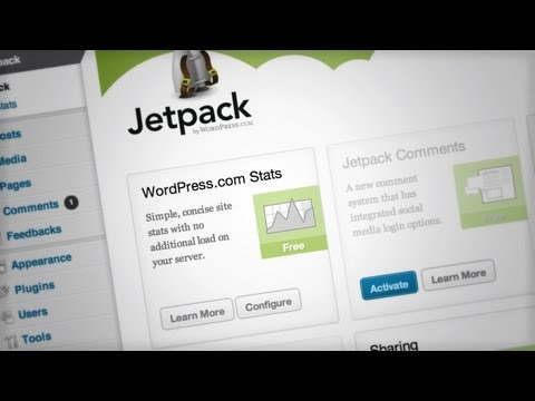 How to Install Jetpack Site Stats on your WordPress site