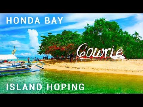 РАЙСКИЕ Острова на Филиппинах / Honda Bay Island Hopping Tour / Palawan / #4