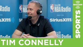Nuggets' Tim Connelly Looks Towards Team's Future