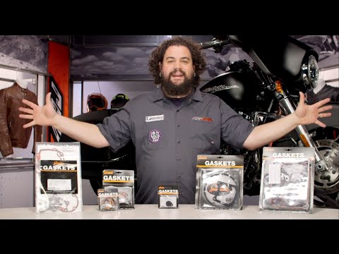James Gasket Kits Buyers Guide for Harley at RevZilla.com