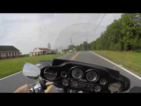 1999 Harley Davidson Electra Glide Standard Test Drive Review
