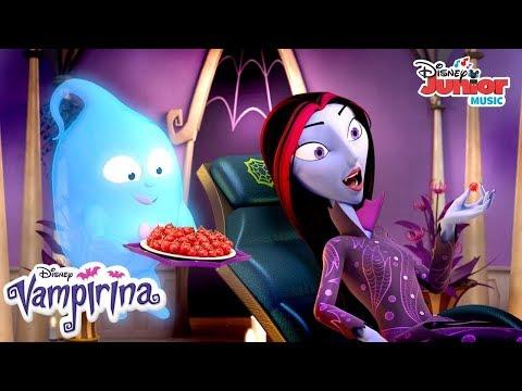 A Mummy's Day for Mama   Music Video   Vampirina   Disney Junior