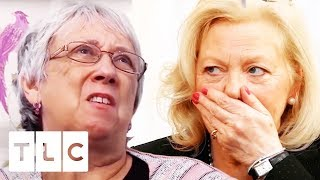 The Most Unsupportive Entourages Ever | Say Yes To The Dress UK vs US