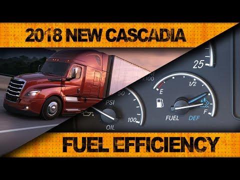 2018 New Cascadia | Road Test #1: Fuel Economy