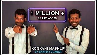 Konkani Mashup | All Time Konkani Hit Songs | One Beat 15 Songs | Famous Old Konkani Songs