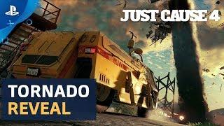 Just Cause 4 – Gamescom 2018: Tornado Gameplay Reveal   PS4