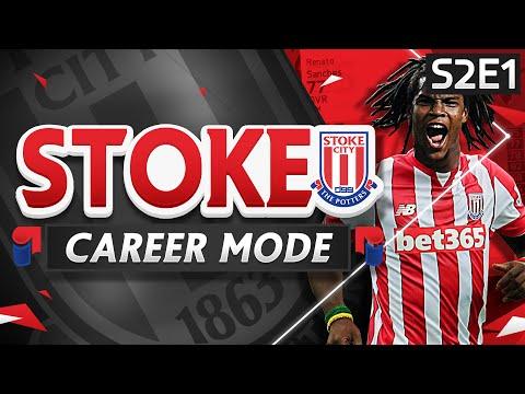 FIFA 16 Stoke Career Mode - NEW SEASON! 40 MILLION TO SPEND!  - S2E1