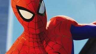 Download UNLOCKING INTO THE SPIDER-VERSE SUIT in SPIDER-MAN PS4 Walkthrough Gameplay (Marvel's Spider-Man) Video