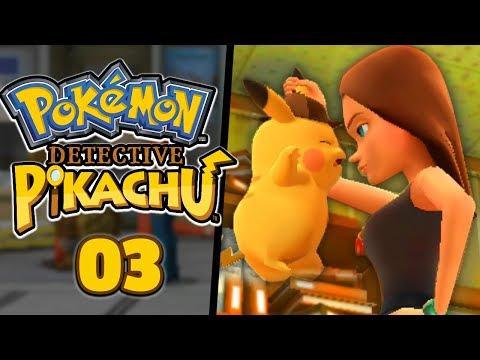 WE'RE LEARNING WHAT HAPPENED TO OUR FATHER... - Pokémon: Detective Pikachu (Part 3)