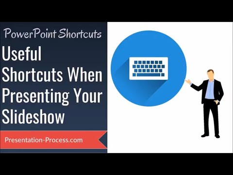 PowerPoint Slideshow Shortcuts (Presentation Delivery Tips)