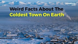 Strange Things About Oymyakon In Siberia, The Coldest Town In The World