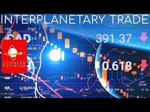 Outward Bound: Interplanetary Trade