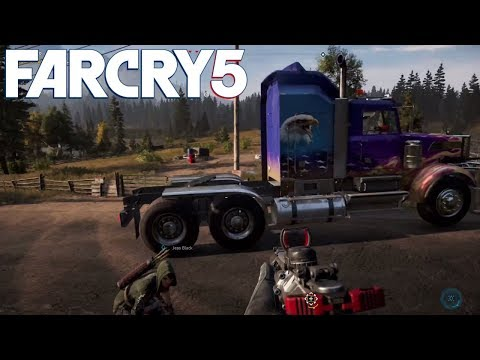 Far Cry Part 37 - The Revelator and Good Samaritan Missions and Kettle Cattle Company Liberated