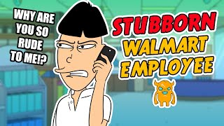 Most Stubborn Walmart Employee Ever Ownage Pranks