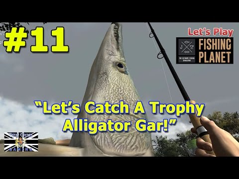 #11 Let's Play: Fishing Planet: