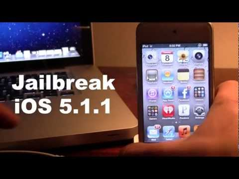 How To Jailbreak 5.1.1 - iPhone 4, 3GS, iPod Touch 4, 3, iPad using RedSn0w