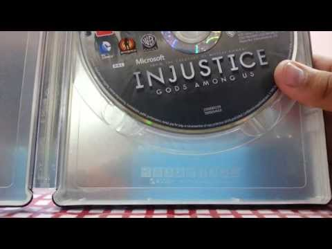 Unboxing injustice red son edition