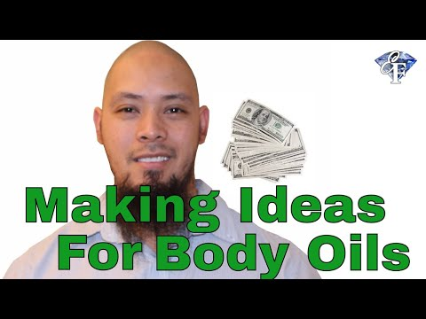 Money Making Ideas for YOUR Fragrance Body Oils Business