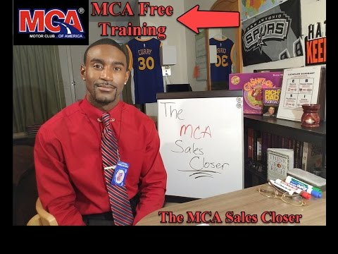 MCA Sales Closing Techniques
