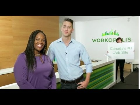 Workopolis - Moving work forward for Canadians