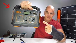 Jackery Portable Power Station Teardown! - Best charging deal of 2019?