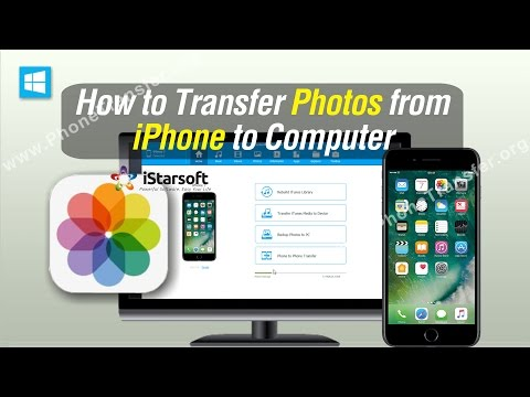 How to Transfer Photos from iPhone to Computer (iOS 10.3 Supported)