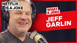 Jeff Garlin Now Has No Anxiety On Stage | What A Joke | Netflix Is A Joke