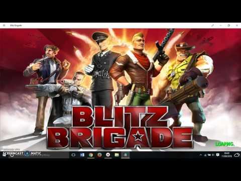 Blitz Brigade Madness