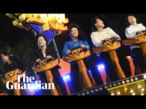A tour of North Korea's answer to Disneyland | Life inside North Korea